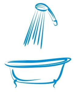 douche-bain